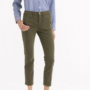 J. CREW Vintage Straight Cargo Pants 29